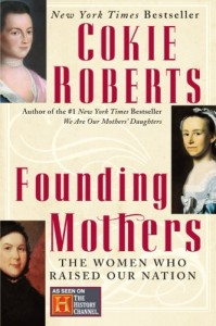 Book cover Founding Mothers