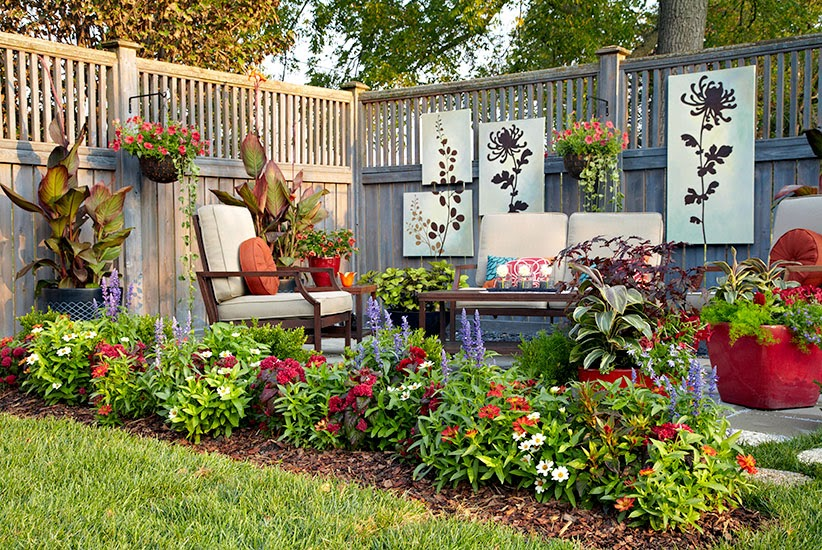 Manage The Garden In A Small Space, How To Garden In A Small Backyard